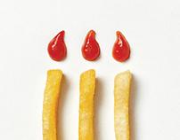 McDonald's Fry Campaign