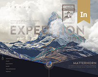 Columbia Clothing X Matterhorn - Expedition 2017