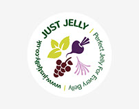 Just Jelly Brand Design