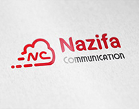 Nazifa Communication logo