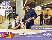 It's OK to Chocolate - Milka NCP