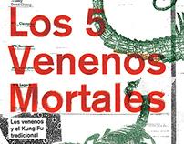 """Wataa! Nivel 4: Película """"Los 5 Venenos Mortales"""""""