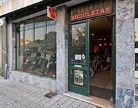 SUB 954 Vintage Bike Shop