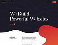 Conspire Agency - Agency Site Design + Development