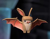 Bat and Baby Bat