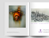 Amit Bhar - A Solo Exhibition