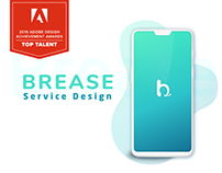 BREASE: Service Design for Asthmatics