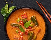 Jewel of Asia Vegan Thai Curries