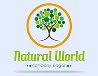 Logo Nature World Vol 1
