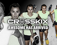 2015 Advertising Campaign | Crosskix Footwear
