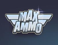Max Ammo - UI/UX Design