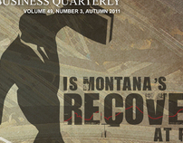 Montana Business Quarterly  |  Fall 2011