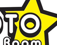 Photo BOOM BOOM Logo and Branding