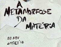 Exhibition: A Metamorfose da Matéria - José Rodrigues