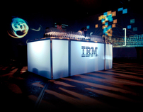 IBM Data Centre Launch installation 2011