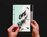 Zine: Carte Blanche