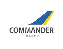 Site landing page   Commander Aeronaves