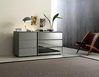 Sideboards with mirror  Design - Modern Interior