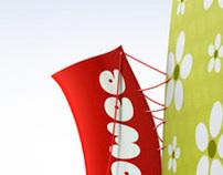 On & Off Air Logos