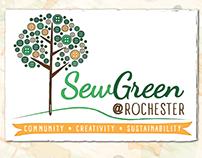 SewGreen Rochester Logo