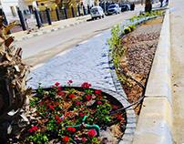 Landscape Axe design