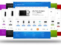 Gadgets Store Opencart 1.5 Design