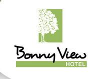 Bonny View Hotel Xmas Poster