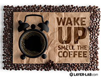 Wake Up - Smell the coffee