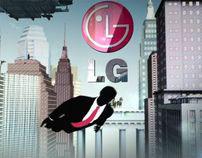 LG IFA 2010 Openning