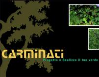 """Catalog for """"Carminati Progetta e Realizza """" 2010"""