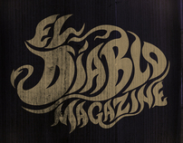"""El Diablo Magazine"" Artworks"