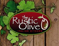 Rustic Olive Menu