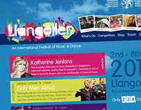 Llangollen International Music Eisteddfod: LIME 2012