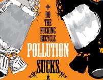 Pollution sucks!
