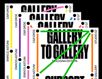 GALLERY TO GALLERY - Visual Identity