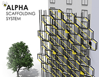 ALPHA Scaffolding System Concept