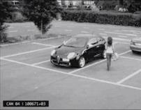 CARJACKER CARJACKED - VIRAL - ALFA ROMEO