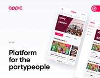 Appic - Festival/Event app