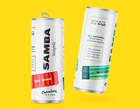 SAMBA Sangría - Branding & Packaging