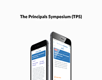 The Principals Symposium (TPS)