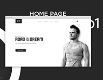 RD website redesign