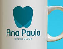 Ana Paula Odontóloga - Identidade Visual