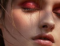 Denisa In Red