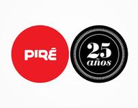 PIRE Ice Cream / 25 years