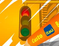 Itaú - Banner Leasing de Veículos