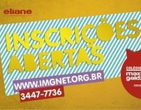 Campanha CMG - Inscrições 2012