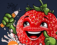 Fruity Shirt Designs
