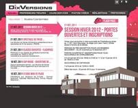 Studiosdixversions.com