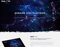 сайт UX/UI