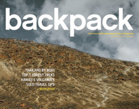 Backpack magazine